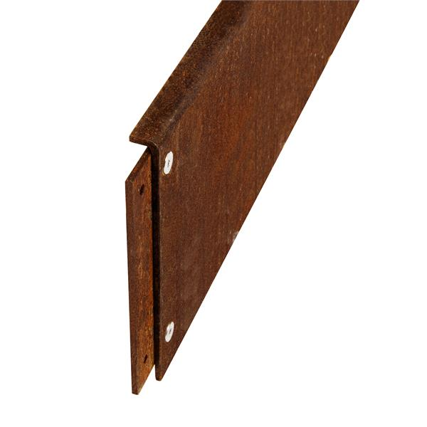 beeteinfassung aus metall beeteinfassung aus metall sorgt f r mehr ordnung im garten exklusive. Black Bedroom Furniture Sets. Home Design Ideas