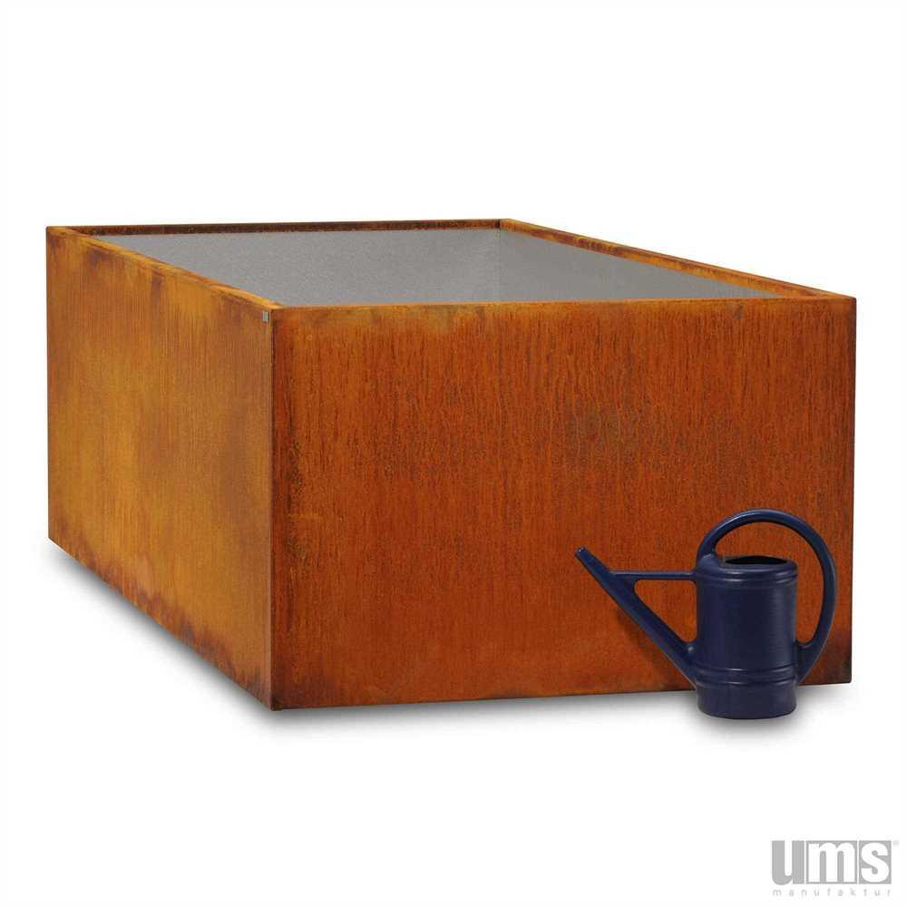 Design#5001664: Hochbeet k580 - cortenstahl - hochbeete - ums manufaktur. Cortenstahl Garten Terrasse Produkte