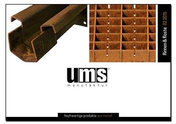 ums manufaktur - Rinnen & Roste