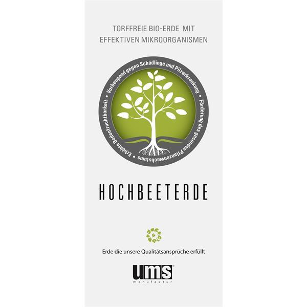 Bio Pflanzenerde Und Hochbeeterde E8450
