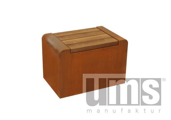 Hockerbank 103845 Bänke Ums Manufaktur